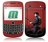 MusicSkins Elvis Presley Leather Skin for BlackBerry Bold (9900/9300)