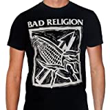 Bad Religion - Mens Against The Grain Slimfit T-Shirt