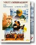 echange, troc Coffret Nikita Mikhalkov 4 DVD : Soleil trompeur / Urga / Anna / Le Barbier de Sibérie