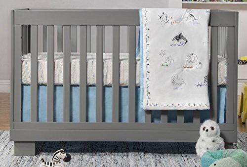 Babyletto Alphabets 6-Piece Crib Set
