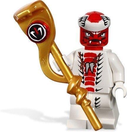 LEGO® Ninjago Snappa Minifigure günstig bestellen