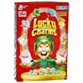 General Mills Lucky Charms Extra Value Size 453 g (Pack of 2)