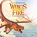 The Dragonet Prophecy: Wings of Fire, Book #1 (       UNABRIDGED) by Tui T. Sutherland Narrated by Shannon McManus