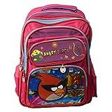 Angry Bird School Bag Size : 13.5