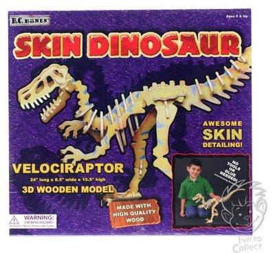 Skin Dino Velociraptor - Buy Skin Dino Velociraptor - Purchase Skin Dino Velociraptor (Toysmith, Toys & Games,Categories,Learning & Education,Science)