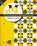 img - for M Success: The Key Elements to Mathematics Success Level G Student Lessons book / textbook / text book