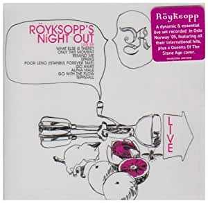 Royksopp's Night Out (Live Ep)