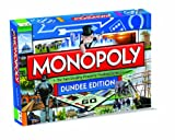 Monopoly Dundee Board Game