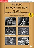 The First World War Collection Public Information Films Of The British Home Front ~ The First World War [DVD]