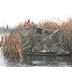 1200 2000 Beavertail 400078 Stealth Shadow Grass Duck Hunting Boat Blind