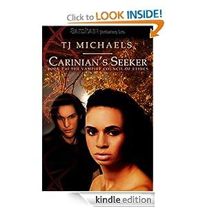 Carinian's Seeker, V.C.O.E. Book 1