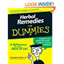 Herbal Remedies For Dummies