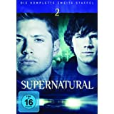 """Supernatural - Die komplette zweite Staffel [6 DVDs]von """"Jared Padalecki"""""""