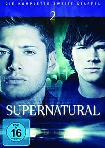 Supernatural - Die komplette zweite Staffel [6 DVDs]