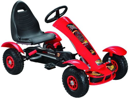 Kid Karts For Bikes Kids Pedal Go-kart Ride-on Car