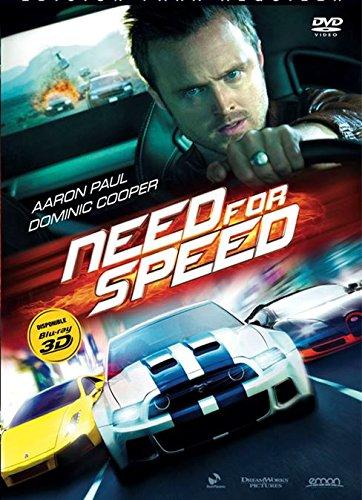 Need For Speed (Dvd Import) (European Format - Region 2) (2014) Aaron Paul; Imogen Poots; Michael Keaton; D