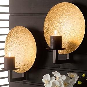 wandkerzenhalter angebote auf waterige. Black Bedroom Furniture Sets. Home Design Ideas