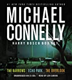 Michael Connelly Harry Bosch Box Set: The Narrow/Echo Park/The Overlook