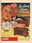 1948 Lane Cedar Hope Chest Ad Love Eternal
