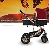 Angene-Cloud-Plus-Lightweight-Stroller-Fire-Red