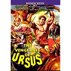 The Vengeance of Ursus (La vendetta di Ursus)(1961)(Restored Edition)