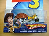 Toy Story 3 Hot Wheels Wheelin Woody Vehicle