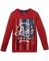Levi's Leo - T-shirt - Manches courtes - Garçon
