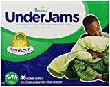Pampers UnderJams Absorbent Nightwear Size 7, Big Pack Boy, 46 Count