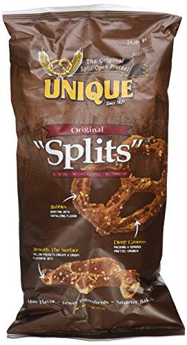 UNIQUE PRETZEL SPLITS 11OZ (PACK 3) (Unique Pretzel Splits compare prices)
