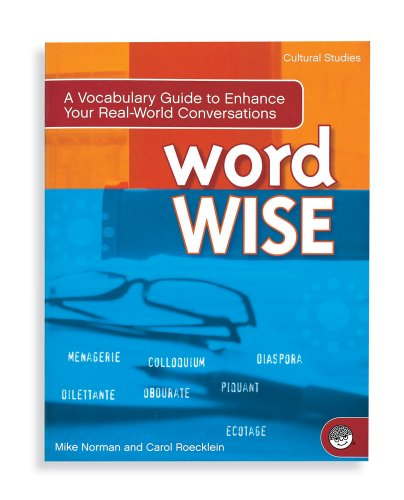 MindWare Word Wise: Cultural Studies