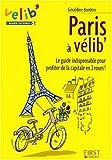 echange, troc Géraldine Bordère - Paris à Vélib'