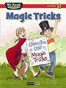Magic Tricks (We Read Phonics - Level 5)