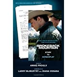 Brokeback Mountain: Story to Screenplayby Annie Proulx