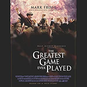 The Greatest Game Ever Played Audiobook