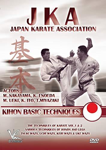 DVD : Jka-japan Karate Association: Kihon Basic