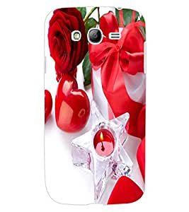 ColourCraft Love Gifts Design Back Case Cover for SAMSUNG GALAXY GRAND Z I9082Z
