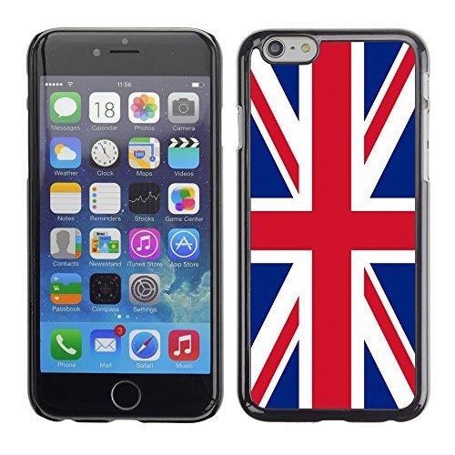 STPlus United Kingdom UK British Flag Hard Cover Case for Apple iPhone 6 Plus / 6S Plus (Iphone 6 Plus Case British compare prices)