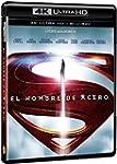 El Hombre De Acero (4K Ultra HD + Blu...