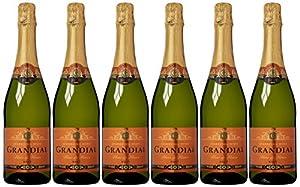 Le Bon Vin Grandial Sparkling Case Brut and Rose Wine Non Vintage 75 cl (Case of 6)