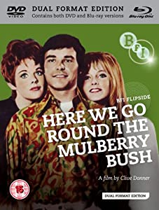 Here We Go Round the Mulberry Bush (BFI Flipside) (DVD + Blu-ray)