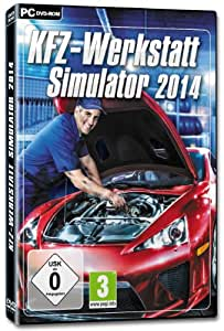 Kfz Werkstatt Simulator 2014