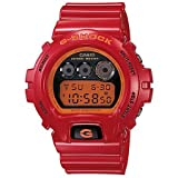 Casio G-Shock Watches DW-6900CB-4 RED ORANGE
