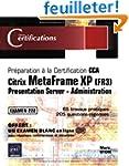 Citrix MetaFrame XP (FR3) : Presentat...
