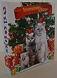 Adventskalender für Katzen -