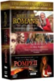 The Romans Triple DVD Box Set Presented by Mary Beard - Caligula, Pompeii Life & Death in a Roman Town & Meet the Romans BBC2