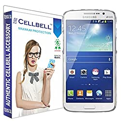 Cellbell Premium Tempered Glass Screen Protector for Samsung Galaxy Galaxy Grand 2 7106 / 7102(2.5D Curved Edges)(Clear)(Comes with Warranty)Complimentary Prep cloth-Bronze Edition