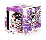 Ed Hardy Mug, Death or Glory
