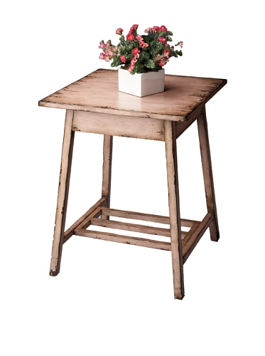 Butler Specialty Accent Table In Blush Finish front-989745
