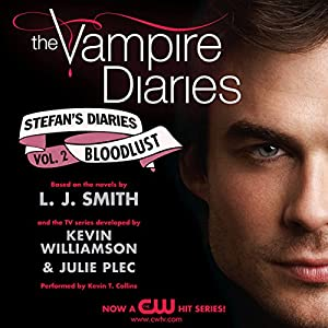 The Vampire Diaries: Stefan's Diaries #2 Audiobook