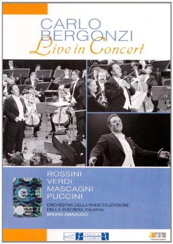 Carlo Bergonzi - Live in Concert [DVD]
